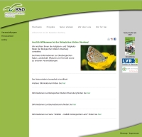 Website Biostation Oberberg