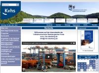 Website KVHS Oberberg