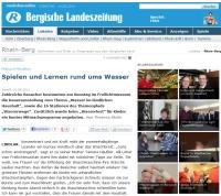 Website Rundschau Wasser