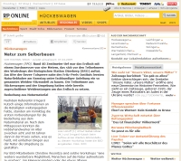 Website Weidenbau Presse
